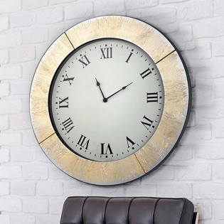Reloj de pared decorativo Aurora